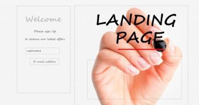 Техническое задание (ТЗ) для Landing Page