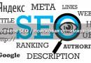 Что такое SEO / поисковая оптимизация?