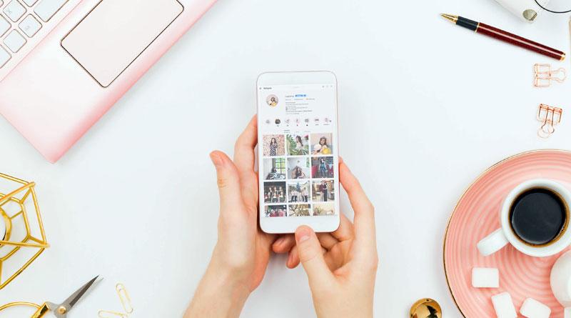 Живой блог Instagram