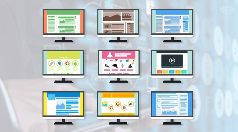 Разновидности сайтов